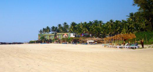 Рейтинг пляже Гоа