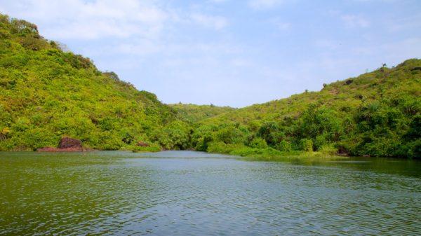 Озеро в Арамболе