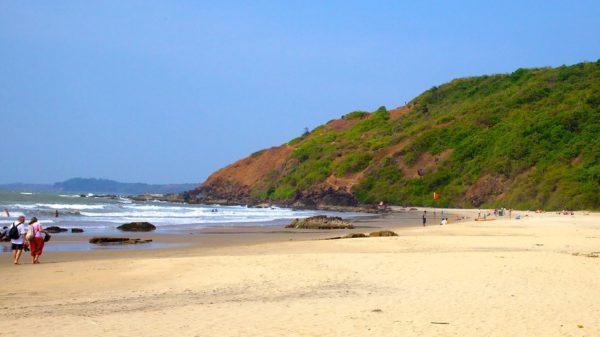 Пляж Калача