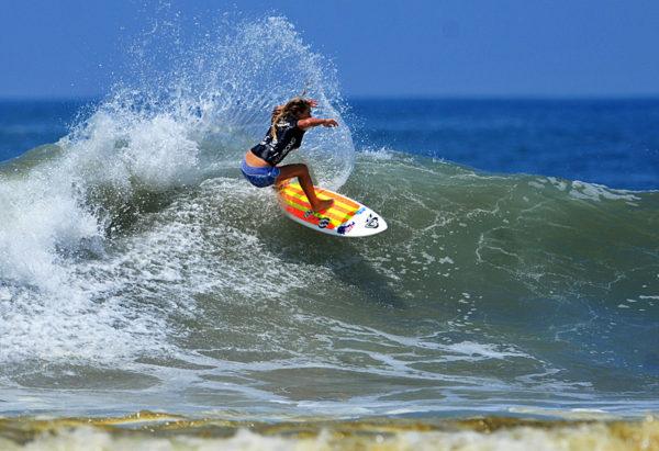 Серфинг на Арамболе