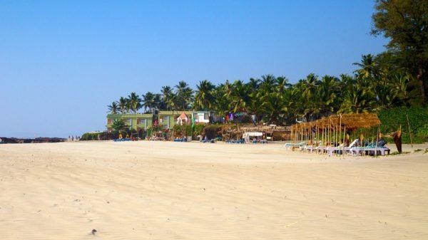 Рейтинг пляжей Гоа